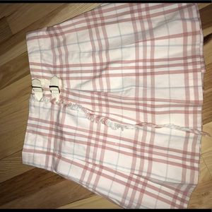 Authentic Burberry youth skirt